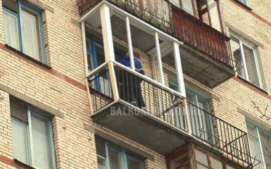 Остекление балкона колпино остекление балконов москва рейтинг