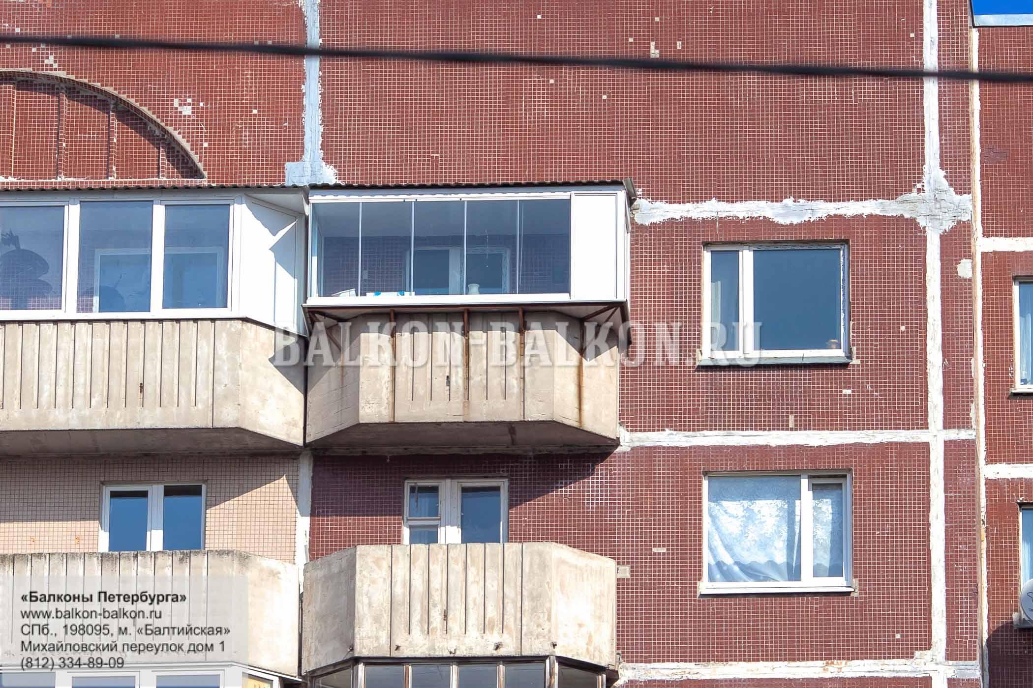 Безрамное остекление балкона спб остекление балконов витражами